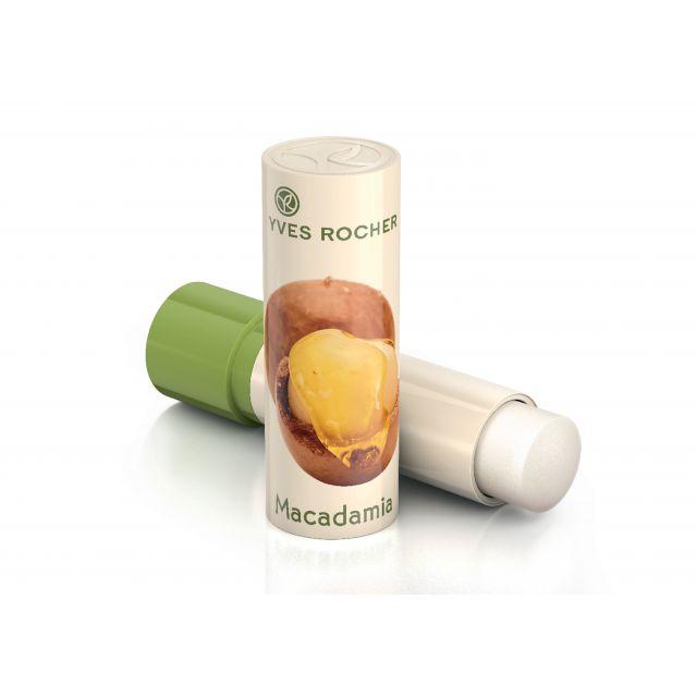 תמונת מוצר - שפתון לחות להזנת השפתיים בטעם אגוז מקדמיה מסדרת Baume Levres Soin - מחיר המוצר 19.0000 ש״ח