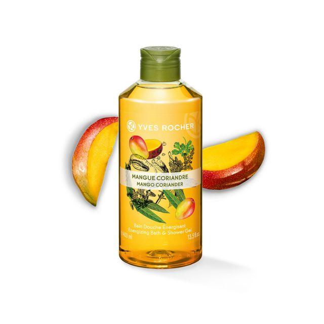 תמונת מוצר - ג׳ל רחצה ממריץ בניחוח מנגו כוסברה מסדרת Plaisirs Nature 2 - מחיר המוצר 25.0000 ש״ח