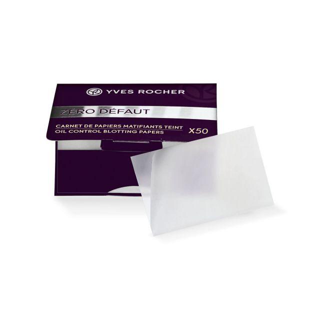 תמונת מוצר - דפים לספיחת שומן מעור הפנים מסדרת  - מחיר המוצר 44.0000 ש״ח