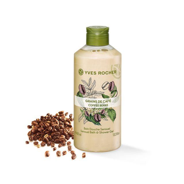 תמונת מוצר - ג׳ל רחצה חושני בניחוח קפה גדול מסדרת Plaisirs Nature 2 - מחיר המוצר 25.0000 ש״ח