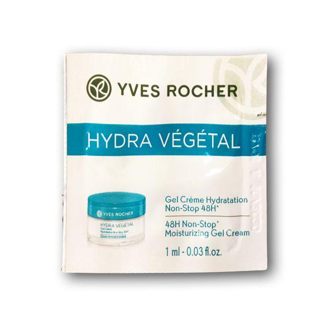 תמונת מוצר - דוגמית  קרם לחות אינטנסיבית 48 שעות במרקם ג'ל מסדרת Hydra Vegetal New - מחיר המוצר 5.0000 ש״ח