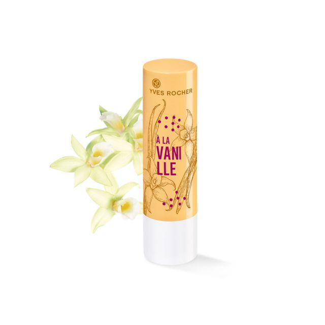 תמונת מוצר - שפתון לחות וניל מסדרת Baume Levres Soin - מחיר המוצר 19.0000 ש״ח