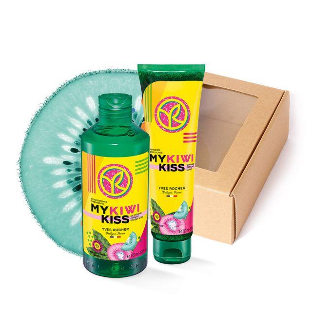 תמונת מוצר - מארז אמבטיה My Kiwi Kiss במהדורה מוגבלת מסדרת  - מחיר המוצר 89.0000 ש״ח