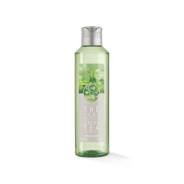 תמונת מוצר - ג׳ל רחצה בניחוח  תה ירוק מסדרת Un Matin Au Jardin - מחיר המוצר 38.0000 ש״ח