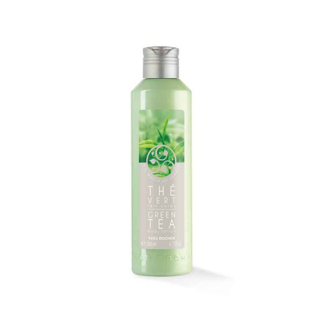 תמונת מוצר - תחליב לחות מבושם תה ירוק מסדרת Un Matin Au Jardin - מחיר המוצר 48.0000 ש״ח