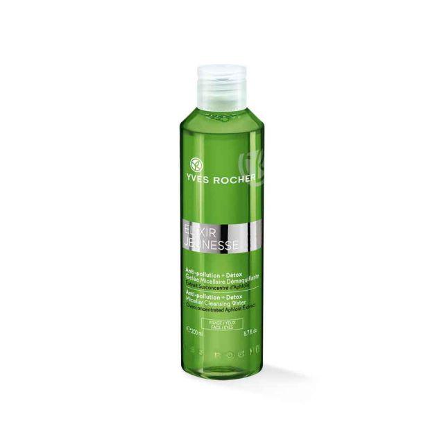 תמונת מוצר - מי ג׳ל מיסלר להגנה ושיקום העור מסדרת Elixir Jeunesse - מחיר המוצר 65.0000 ש״ח