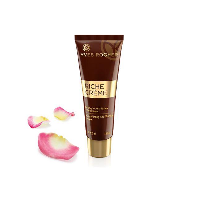 תמונת מוצר - מסכת פנים אנטי אייג'ינג לעור יבש מאוד מסדרת Riche Creme 2 - מחיר המוצר 199.0000 ש״ח