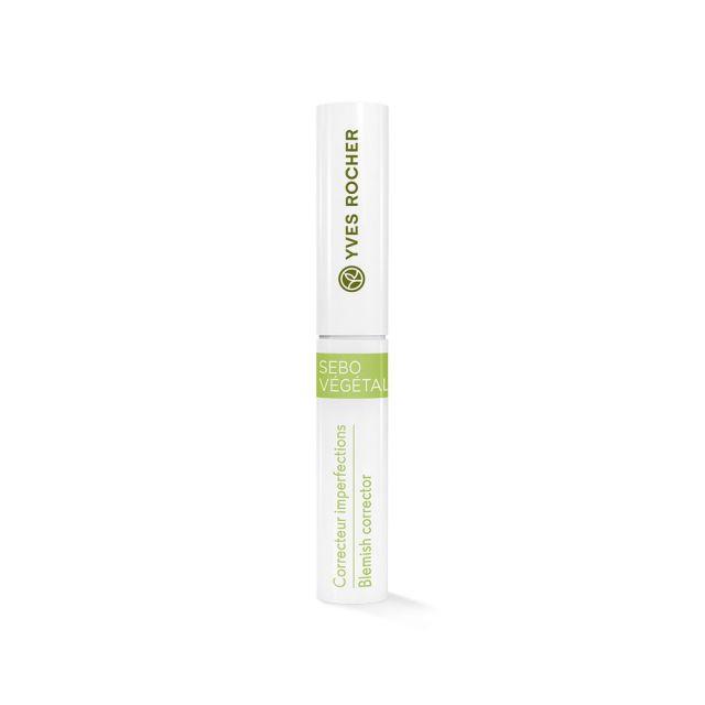 תמונת מוצר - קונסילר סטיק טיפולי לפגמי עור מסדרת Sebovegetal - מחיר המוצר 49.0000 ש״ח