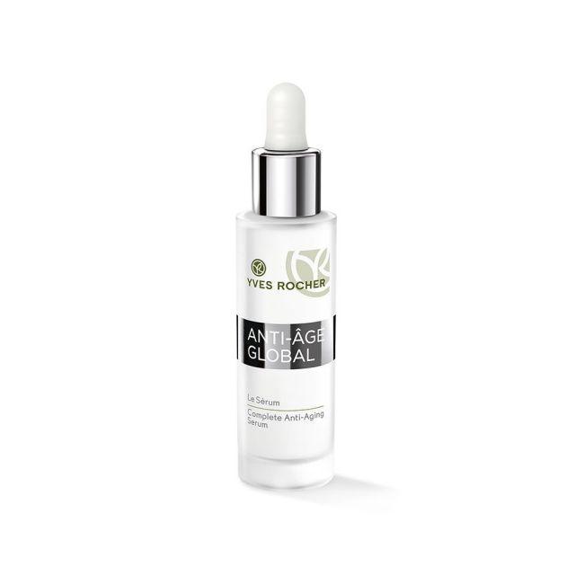 תמונת מוצר - סרום להחלקה והזנה של העור מסדרת Anti-Age Global - מחיר המוצר 250.0000 ש״ח
