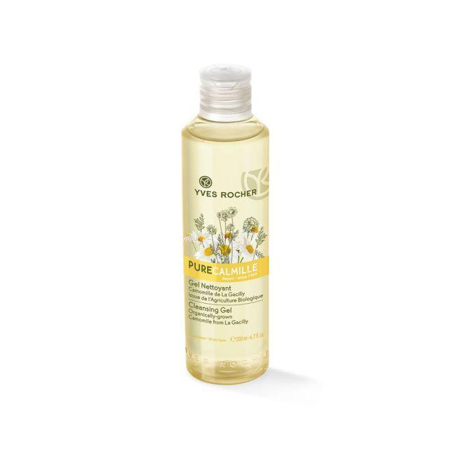 תמונת מוצר - ג׳ל ניקוי לכל סוגי העור מסדרת Pure Calmille - מחיר המוצר 49.0000 ש״ח