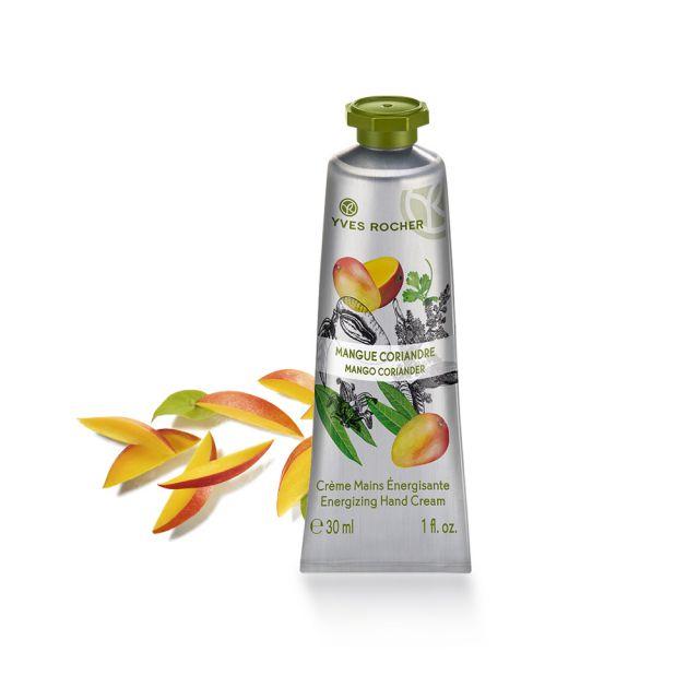 תמונת מוצר - קרם ידיים ממריץ בניחוח מנגו וכוסברה מסדרת Plaisirs Nature 2 - מחיר המוצר 16.0000 ש״ח