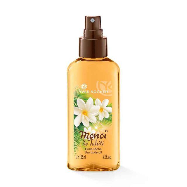 תמונת מוצר - שמן לגוף יבש מועשר בצמח הגרדניה מסדרת Monoi De Tahiti - מחיר המוצר 69.0000 ש״ח