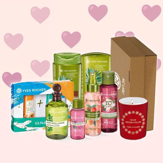 תמונת מוצר - מארז מתנת אהבה מפנק במיוחד מסדרת  - מחיר המוצר 301.0000 ש״ח