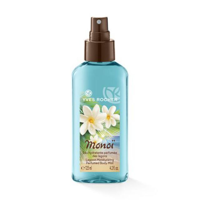 תמונת מוצר - תרסיס לחות מבושם מועשר בצמח הגרדניה מסדרת Monoi De Tahiti - מחיר המוצר 59.0000 ש״ח