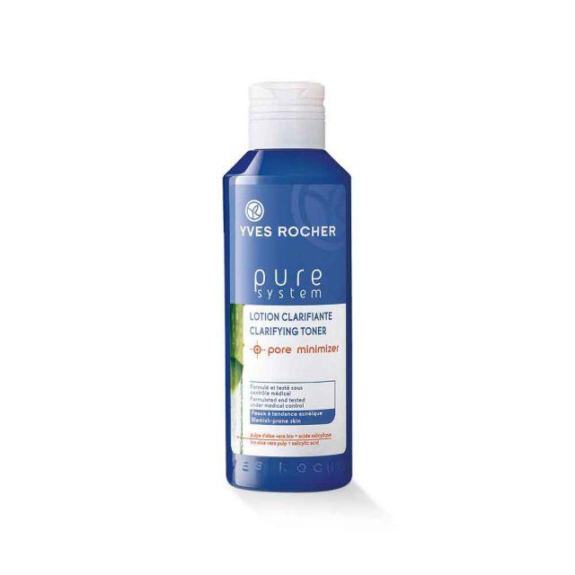 תמונת מוצר - מי פנים לניקוי עמוק וריפוי העור מסדרת Pure System - מחיר המוצר 70.0000 ש״ח