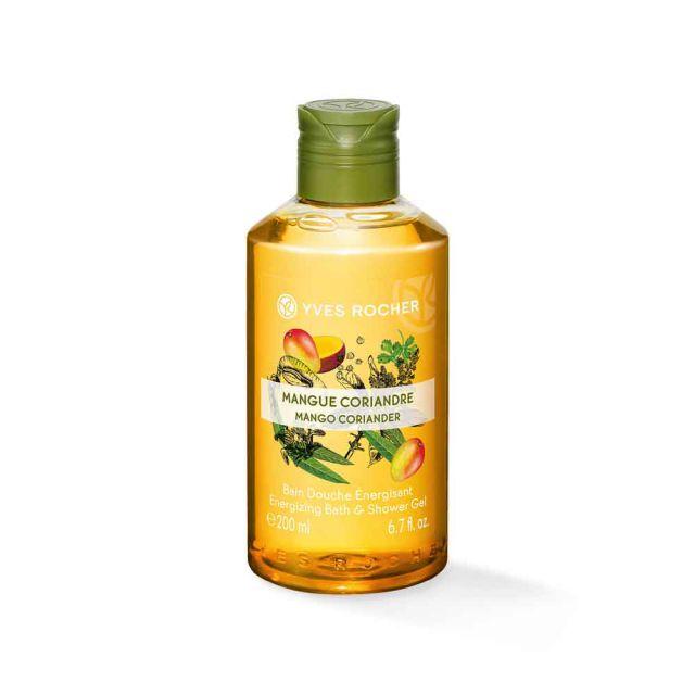 תמונת מוצר - ג׳ל רחצה ממריץ בניחוח מנגו כוסברה מסדרת Plaisirs Nature 2 - מחיר המוצר 17.0000 ש״ח