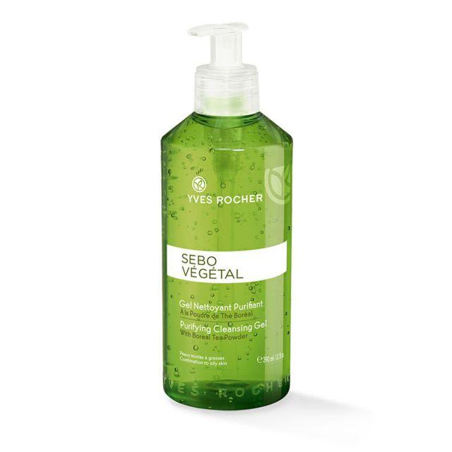 תמונת מוצר - ג׳ל ניקוי וטיהור לעור שמנוני מסדרת Sebovegetal New - מחיר המוצר 89.0000 ש״ח