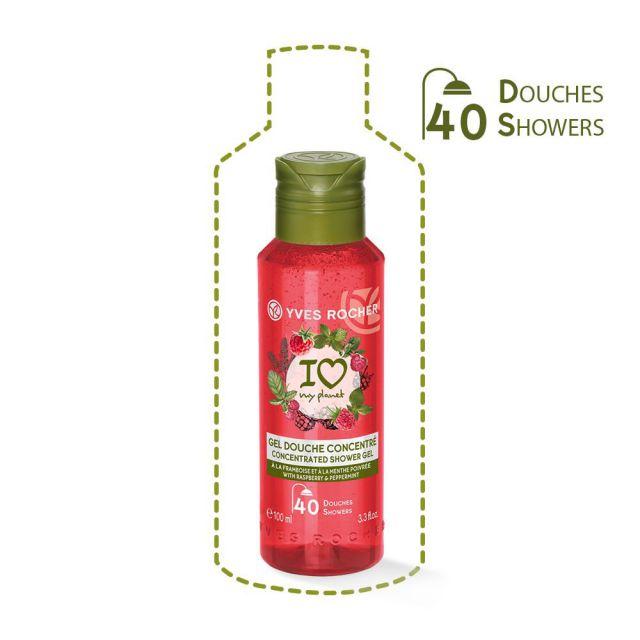 תמונת מוצר - ג׳ל רחצה אקולוגי מרוכז בניחוח פטל מנטה מסדרת Plaisirs Nature 2 - מחיר המוצר 25.0000 ש״ח