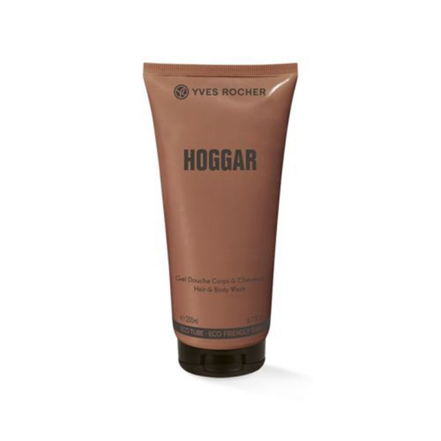 תמונת מוצר - ג׳ל רחצה  לגוף ולשיער בניחוח מרענן מסדרת Hoggar - מחיר המוצר 38.0000 ש״ח