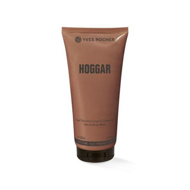 תמונת מוצר - ג'ל רחצה  לגוף ולשיער בניחוח מרענן מסדרת Hoggar - מחיר המוצר 38.0000 ש״ח