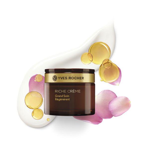 תמונת מוצר - קרם אנטי אייגינג' אינטנסיבי להפחתת קמטים לעור יבש מסדרת Riche Creme 2 - מחיר המוצר 249.0000 ש״ח