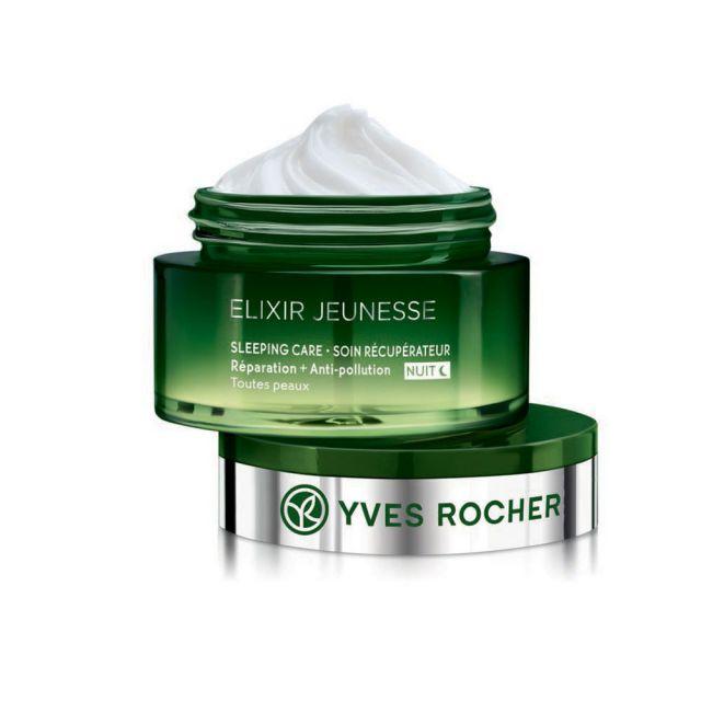 תמונת מוצר - קרם לילה במרקם ג׳ל להגנה ושיקום העור מסדרת Elixir Jeunesse - מחיר המוצר 159.0000 ש״ח