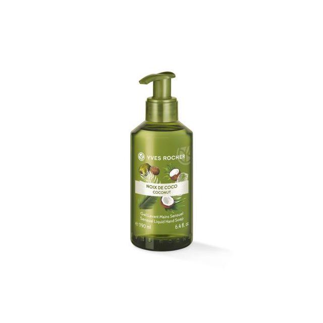 תמונת מוצר - סבון ידיים בניחוח קוקוס מסדרת Plaisirs Nature 2 - מחיר המוצר 19.0000 ש״ח