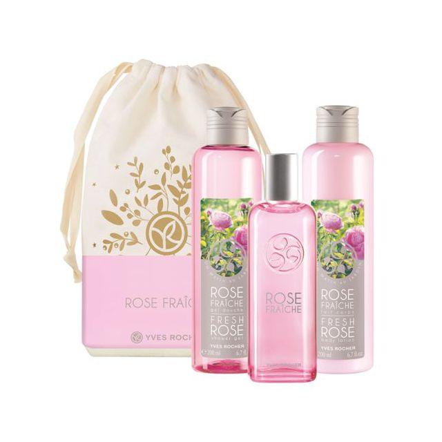תמונת מוצר - מארז מבושם בניחוח ורד רענן מסדרת Un Matin Au Jardin - מחיר המוצר 169.0000 ש״ח