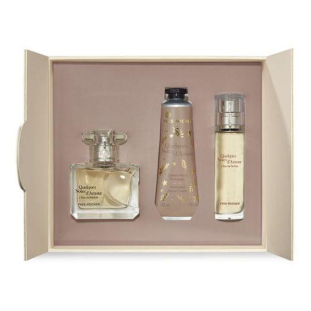 תמונת מוצר - מארז בישום  רומנטי בגודל מיוחד לנסיעות מסדרת Qqs Notes D'Amour - מחיר המוצר 149.0000 ש״ח