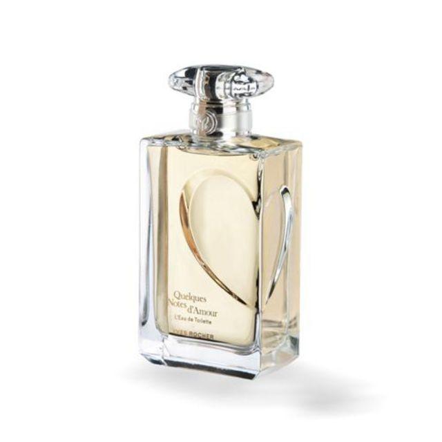 תמונת מוצר - או דה טואלט ורד דמשק ודומדמניות שחורות מסדרת Qqs Notes D'Amour - מחיר המוצר 189.0000 ש״ח