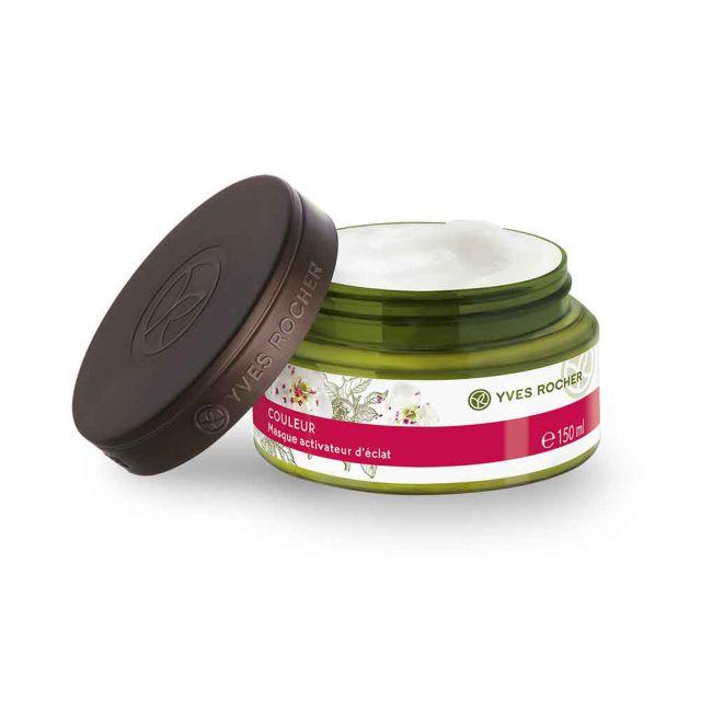 תמונת מוצר - מסכה לשיער צבוע ומראה קורן מסדרת Soin Vegetal Cap 2 - מחיר המוצר 45.0000 ש״ח