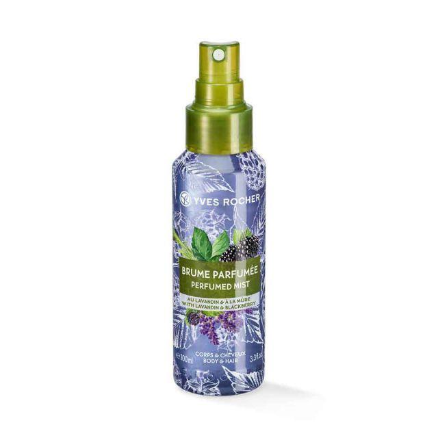 תמונת מוצר - ספריי מבושם לגוף ולשיער בניחוח לבנדר מסדרת Plaisirs Nature 2 - מחיר המוצר 49.0000 ש״ח