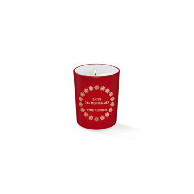 תמונת מוצר - נר חושני בניחוח חמוציות מסדרת Christmas 2018 - מחיר המוצר 29.0000 ש״ח