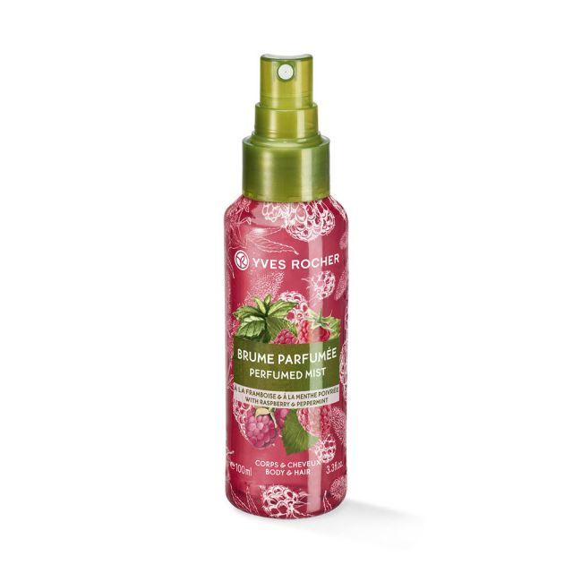 תמונת מוצר - ספריי מבושם לגוף ולשיער בניחוח פטל מנטה מסדרת Plaisirs Nature 2 - מחיר המוצר 49.0000 ש״ח