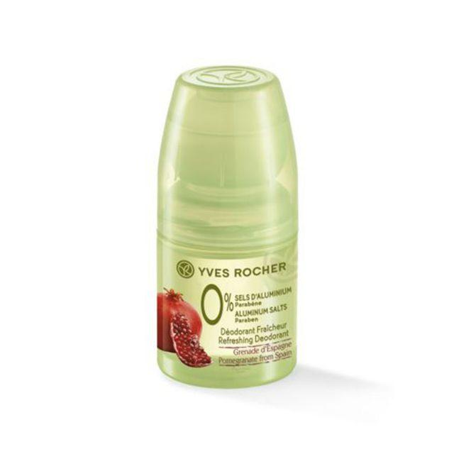 תמונת מוצר - דאודורנט ללא אלומיניום פרי הרימון מספרד מסדרת Soin Vegetal Corps 1 - מחיר המוצר 24.0000 ש״ח