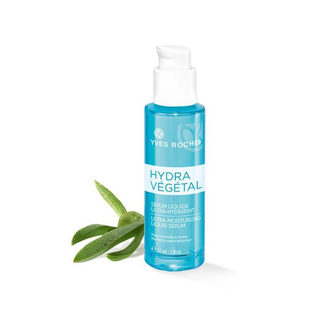 תמונת מוצר - סרום עשיר בלחות למראה עור בריא ורך מסדרת Hydra Vegetal New - מחיר המוצר 115.0000 ש״ח