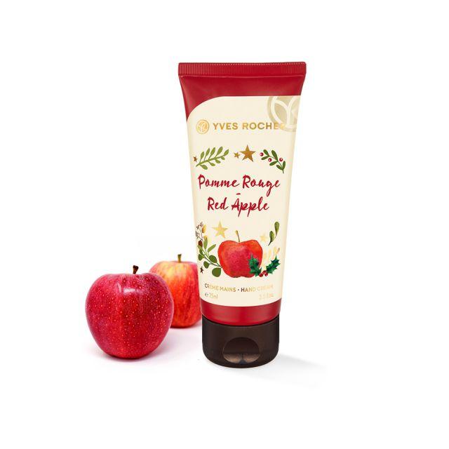 תמונת מוצר - קרם ידיים תפוח אדום גדול מסדרת Rosh Hashana 2019- Limited Edition - מחיר המוצר 19.0000 ש״ח