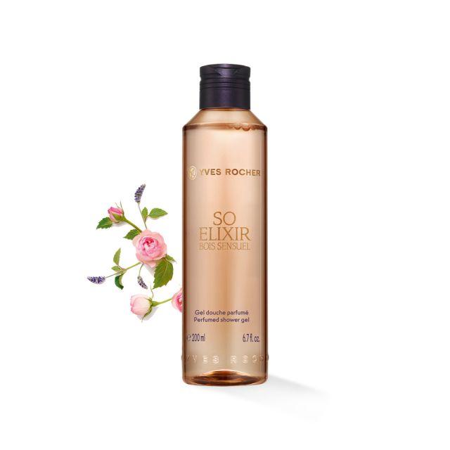 תמונת מוצר - ג׳ל רחצה מבושם וניל פצ׳ולי מסדרת So Elixir - מחיר המוצר 59.0000 ש״ח