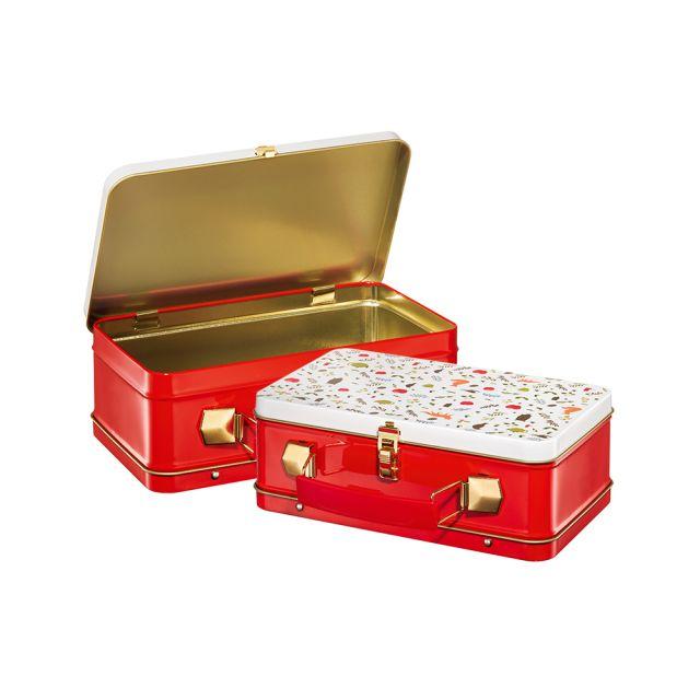 תמונת מוצר - 2 קופסאות בעיצוב טרנדי מסדרת  - מחיר המוצר 30.0000 ש״ח