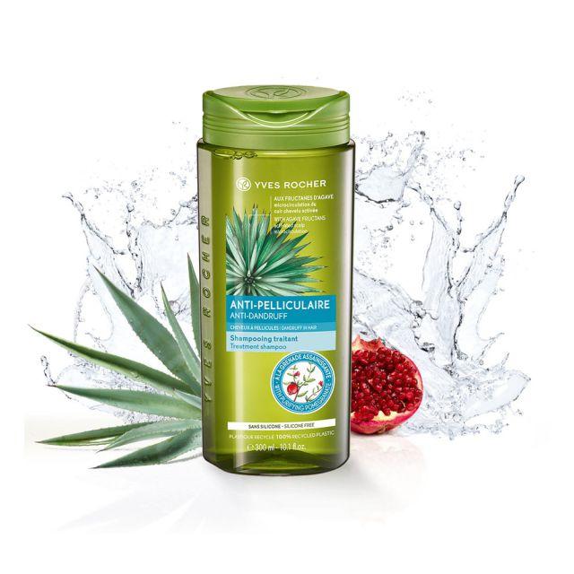 תמונת מוצר - שמפו נגד קשקשים לשיער בריא מסדרת New Hair Care - מחיר המוצר 29.0000 ש״ח