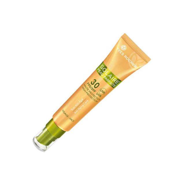 תמונת מוצר - תחליב הגנה מהשמש אנטי אייג׳ינג SPF 30 מסדרת Solaire Peau Parfaite - מחיר המוצר 105.0000 ש״ח