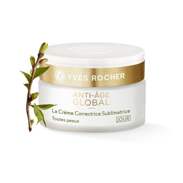 תמונת מוצר - קרם יום אנטי אייג' לעור רגיל לחידוש העור מסדרת Anti Age Global 2 - מחיר המוצר 250.0000 ש״ח