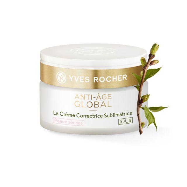 תמונת מוצר - קרם יום אנטי אייג' לעור יבש מסדרת Anti Age Global 2 - מחיר המוצר 250.0000 ש״ח