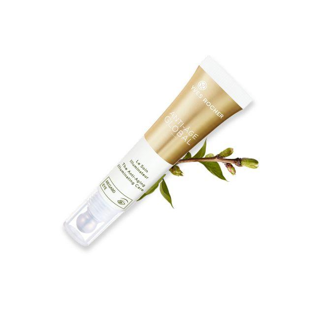 תמונת מוצר - קרם עיניים אנטי אייג׳ניג לחידוש והחייאת העור מסדרת Anti Age Global 2 - מחיר המוצר 220.0000 ש״ח