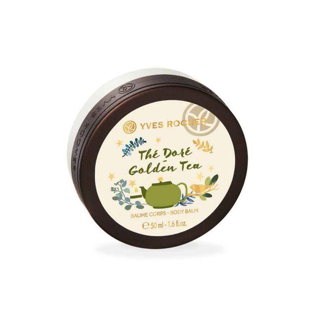 חמאת גוף בניחוח גולדן תה