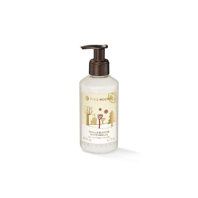 תמונת מוצר - סבון ידיים בניחוח וניל לבן מסדרת Christmas 2018 - מחיר המוצר 16.0000 ש״ח