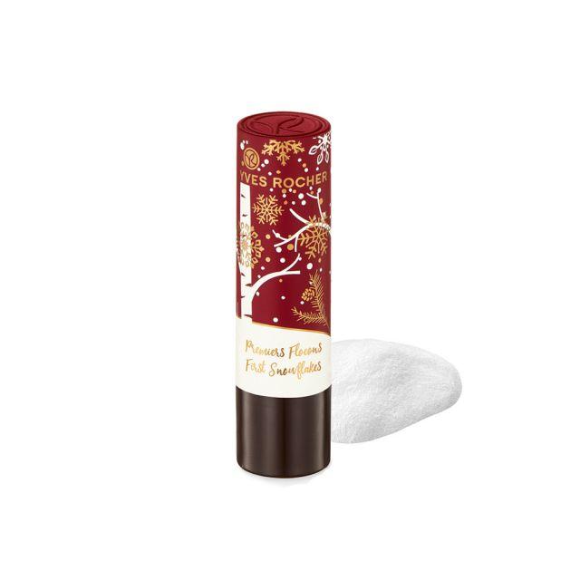 תמונת מוצר - שפתון לחות בניחוח פתיתי השלג הראשון מסדרת Limited Edition 2020 - מחיר המוצר 19.0000 ש״ח