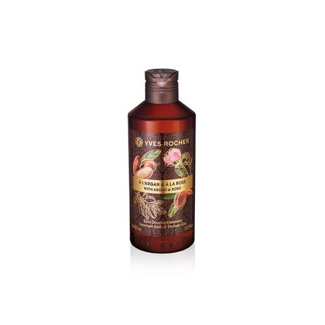 תמונת מוצר - ג׳ל רחצה עונג הטבע חמאם 400 מ״ל מסדרת Plaisirs Nature 2 - מחיר המוצר 25.0000 ש״ח