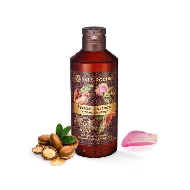 תמונת מוצר - ג׳ל רחצה חמאם ורד הארגן מסדרת Plaisirs Nature 2 - מחיר המוצר 25.0000 ש״ח