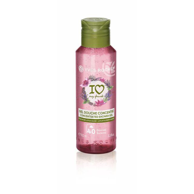 תמונת מוצר - ג׳ל רחצה אקולוגי מרוכז בניחוח פרח הלוטוס ומרווה מסדרת Plaisirs Nature 2 - מחיר המוצר 25.0000 ש״ח